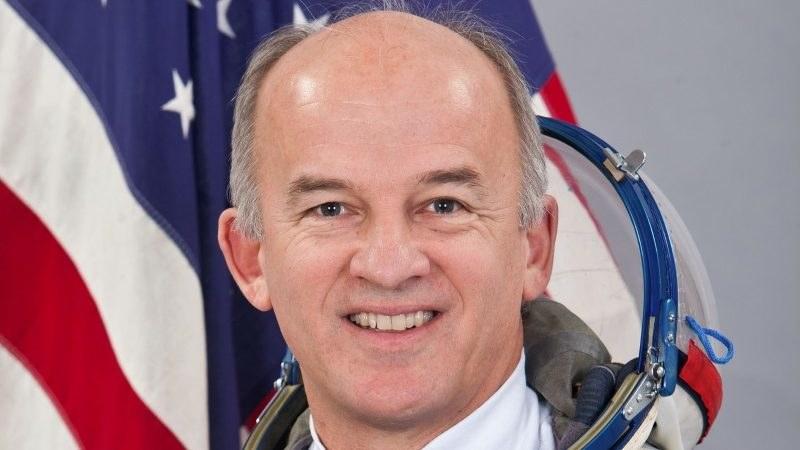 Astronauta Jeff Williams /NASA