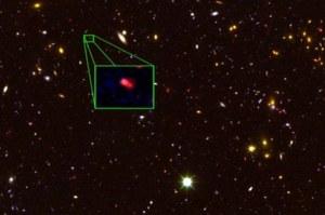 Astronomowie odkryli najodleglejszą galaktykę