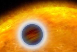 Astronomowie odkryli stratosferę w atmosferze planety gazowej Wasp-33b
