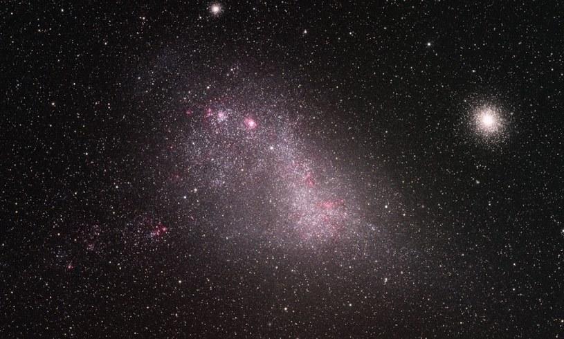 Astronomowie po raz pierwszy w historii zaobserwowali TŻO /NASA