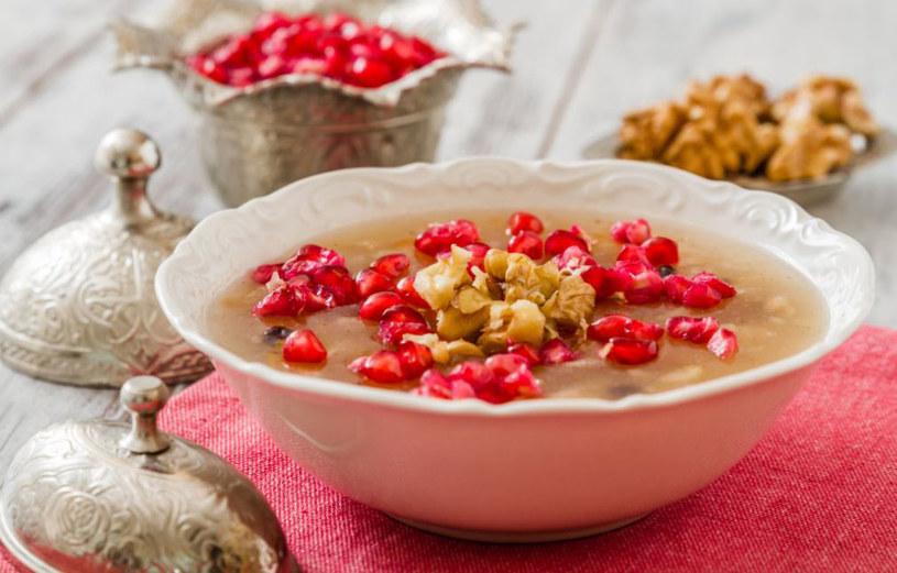 Asure – turecki deser z bakaliami /materiały prasowe /materiały prasowe
