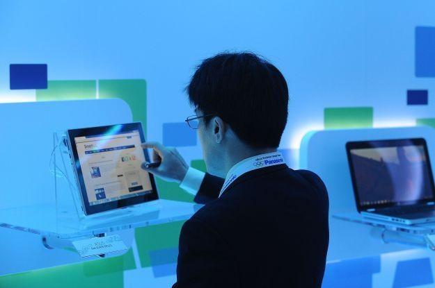 Asus Eee Slate - jeden z wielu tabletów zapowiedzianych na ten rok /AFP