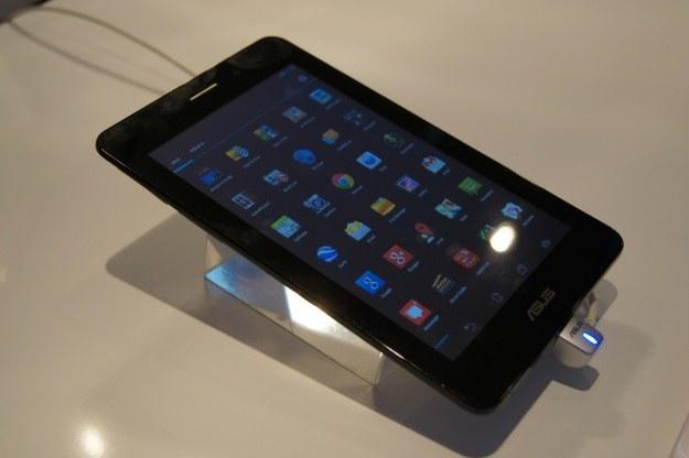 Asus Fonepad to tak naprawdę klon Google Nexusa 7 /INTERIA.PL