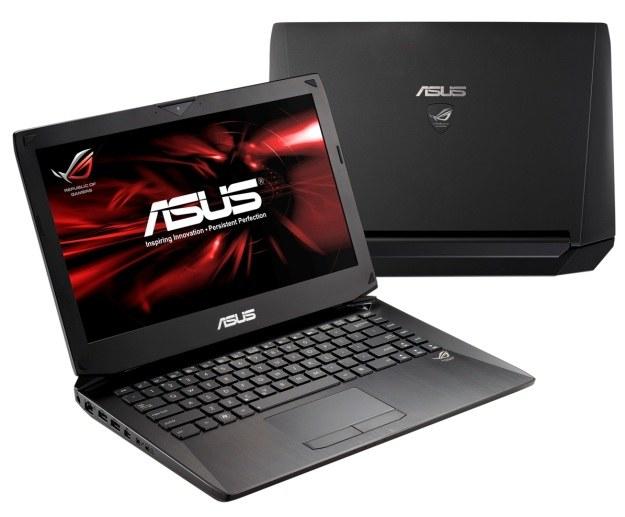 Asus G46VW - 14-calowy laptop gamingowy /materiały prasowe