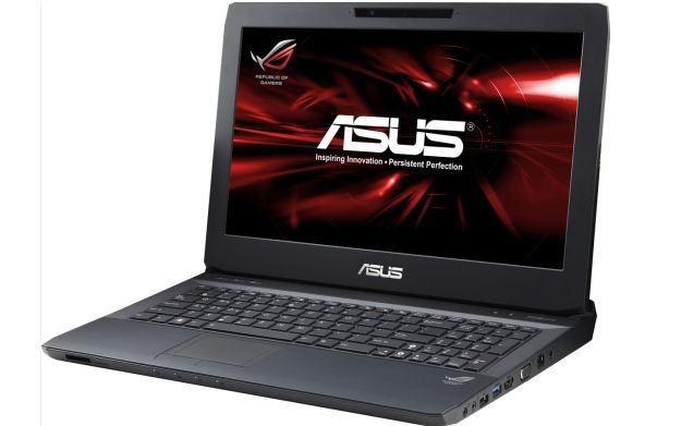 Asus G53SX - zdjęcie notebooka /Informacja prasowa