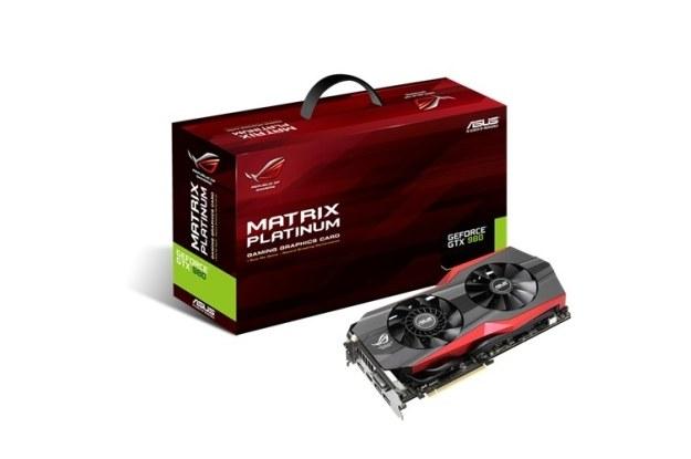 ASUS GTX 980 ROG Matrix Platinum – potężna wydajność za spore pieniądze /INTERIA.PL/informacje prasowe