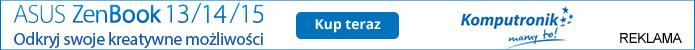 ASUS komputronik content box /materiały promocyjne
