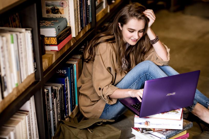 ASUS ma w swojej ofercie kilka dobrych laptopów multimedialnych /materiały prasowe