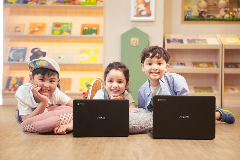 ASUS ma w swojej ofercie wiele różnych rodzajów laptopów /materiały prasowe
