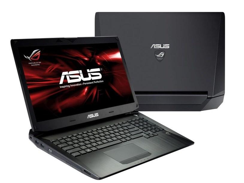 ASUS ROG G750 - gamingowe komputery z dodatkiem 4K /materiały prasowe