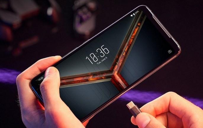 Asus ROG Phone 2 /materiały prasowe