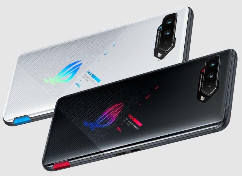ASUS ROG Phone 5 /materiały prasowe
