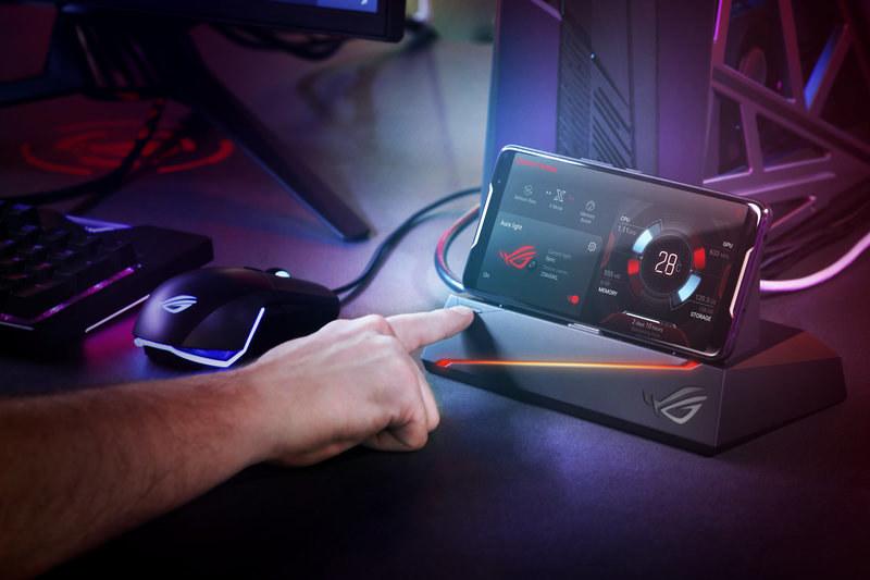 Asus ROG Phone /materiały prasowe