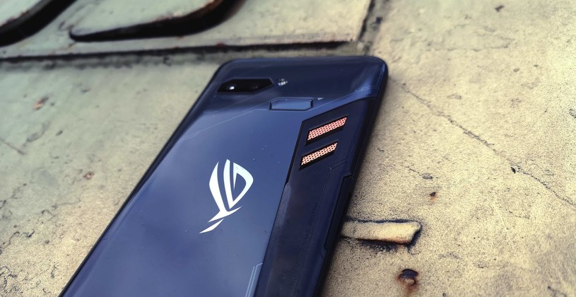 Asus ROG Phone /INTERIA.PL