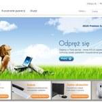 ASUS Shop dostępny dla polskich internautów