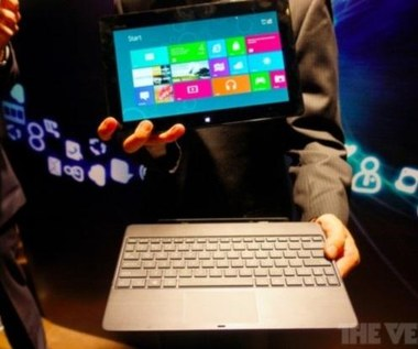 Asus Tablet 600 - pierwsza hybryda z Windowsem 8