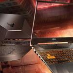 ASUS TUF Gaming A15 oraz A17 - laptopy gamingowe z AMD Zen 2