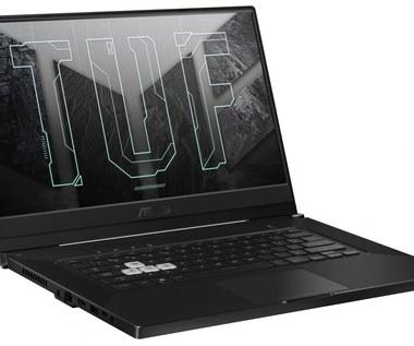 ASUS TUF Gaming Dash F15 - test laptopa