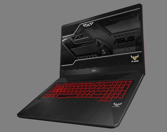Asus TUF Gaming FX705 /materiały prasowe