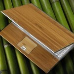 Asus U6V - bambusowy notebook