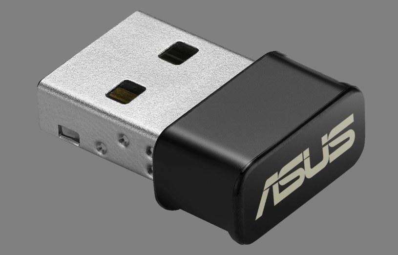 ASUS USB-AC53 Nano /materiały prasowe