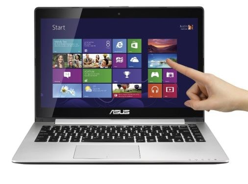 Asus VibvoBook S400 /materiały prasowe
