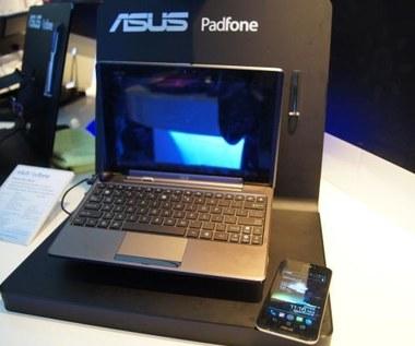 Asus zapowiada premierę PadFone 2