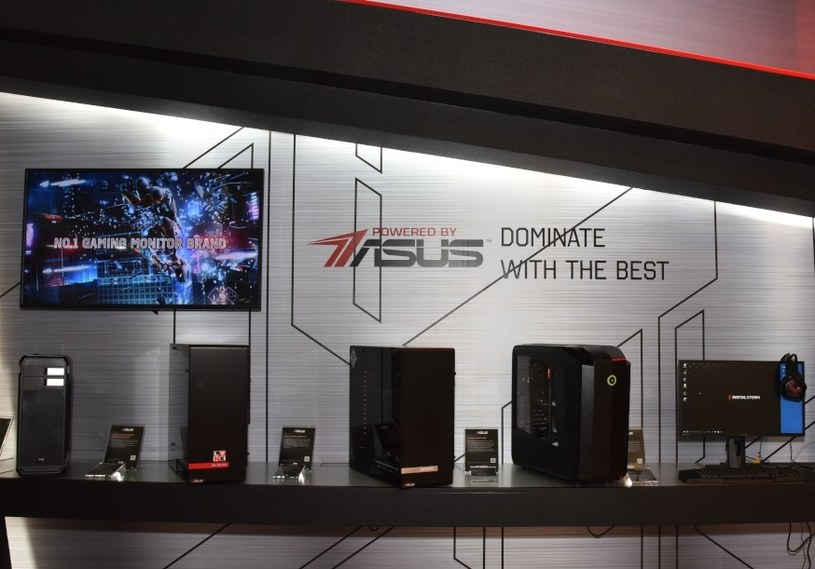 Asus zaprezentował serię nowych produktów /INTERIA.PL/informacje prasowe