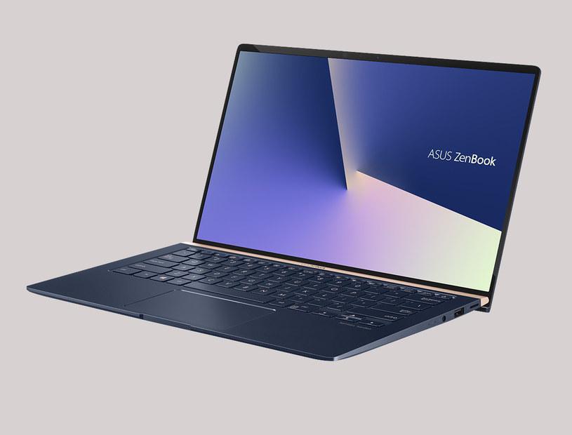 Asus ZenBook 14 (UX433) /materiały prasowe
