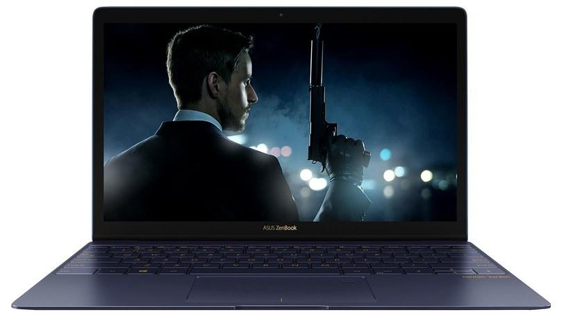 ASUS ZenBook 3 UX390 /materiały prasowe