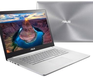 Asus Zenbook NX500 z ekranem 4K