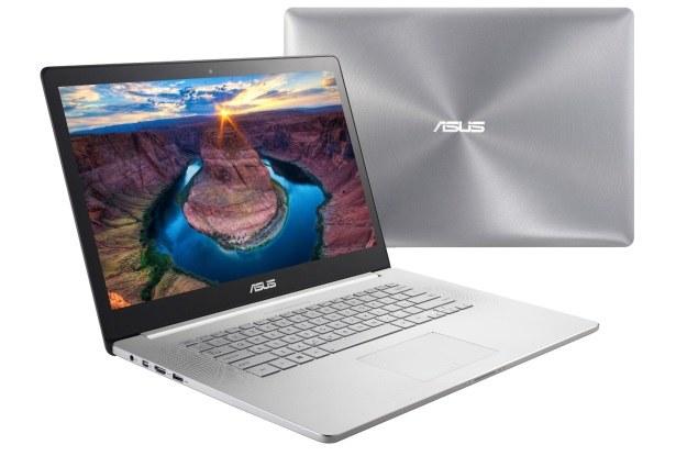 Asus Zenbook NX500 /materiały prasowe