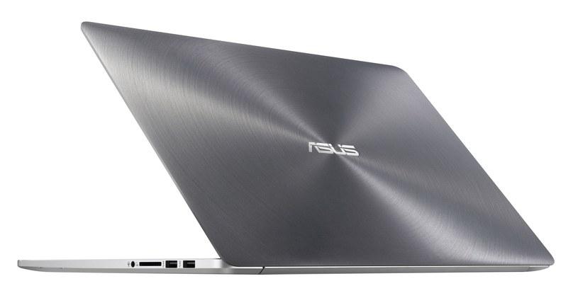 Asus Zenbook Pro UX501 /materiały prasowe