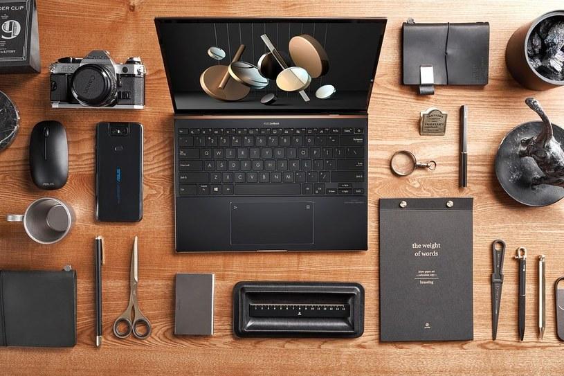 ASUS ZenBook S (UX393) /materiały prasowe