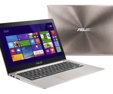 Asus Zenbook UX303LA - nowy ultrabook w stylu Zen
