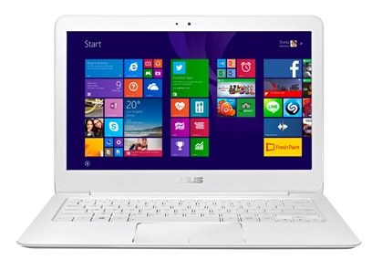 Asus Zenbook UX305 Crystal White Limited Edition /materiały prasowe