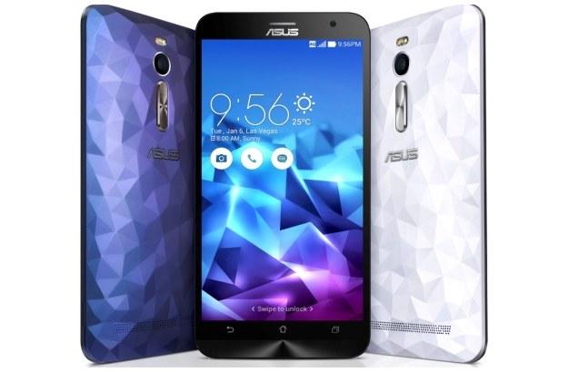 Asus ZenFone 2 Deluxe Special Edition /materiały prasowe