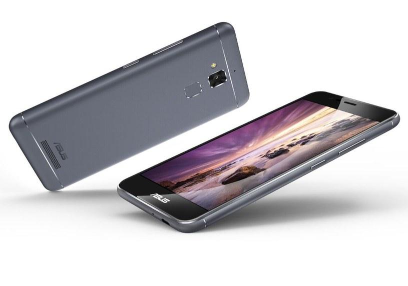 Asus Zenfone 3 Max /materiały prasowe