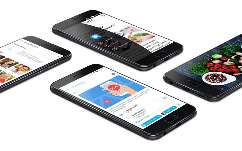 Asus Zenfone 4 Pro /materiały prasowe