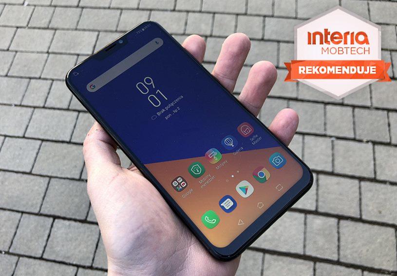 Asus ZenFone 5 ZE620KL otrzymuje rekomendację serwisu Mobtech Interia /INTERIA.PL