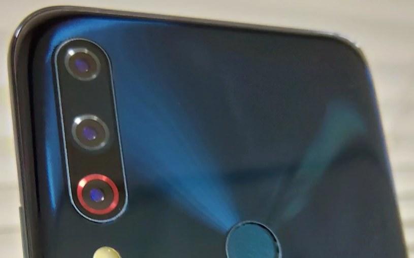 ASUS ZenFone 6 prototyp / fot. PhoneArena /materiał zewnętrzny