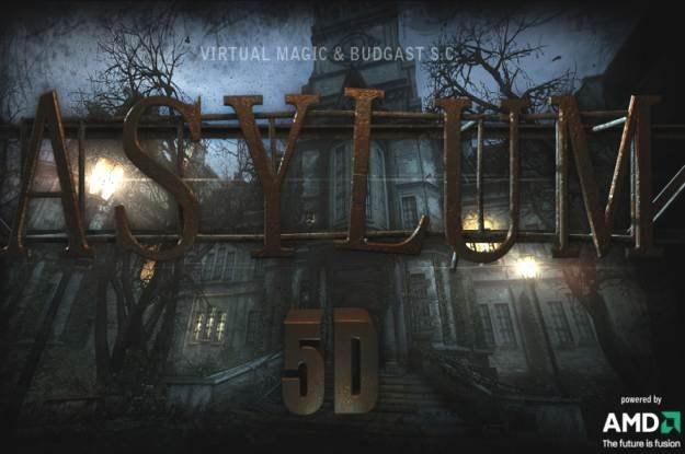 """""""Asylum 5D"""" - czy kino 5D zdobędzie wielu fanów w naszym kraju? /materiały prasowe"""