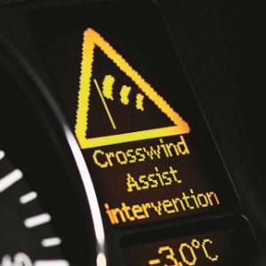 asystent bocznego wiatru /Motor