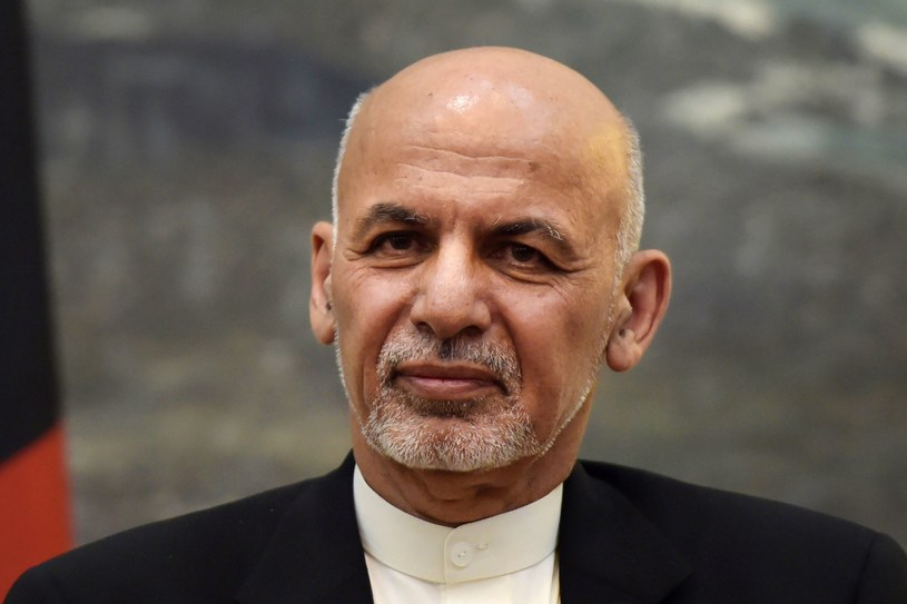 Aszraf Ghani /AFP