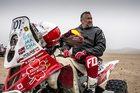 """Atacama Rally: Rafał Sonik utrzymał pozycję. """"Mam cel i nie tracę go z oczu"""""""