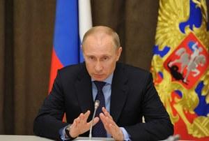 Atak hakerski na stronę Putina i inne portale