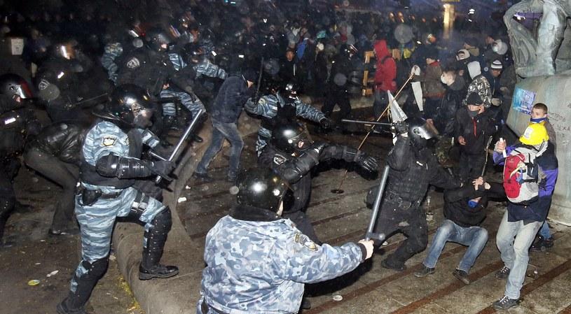Atak milicji /AFP