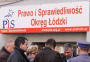 19 X 2010 r. Ryszard Cyba zastrzelił w łódzkiej siedzibie PiS Marka Rosiaka i ranił nożem Pawła Kowalskiego. W XII 2011 r. sąd skazał go na dożywocie.