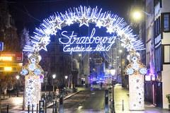 Atak na jarmarku bożonarodzeniowym w Strasburgu