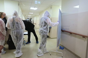 Atak na pielęgniarkę, martwy pacjent. Tragedia w szpitalu w Gdańsku